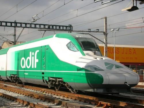 Los trenes laboratorio de ADIF ya circulan por la vía de Alta Velocidad entre Albacete y Alicante