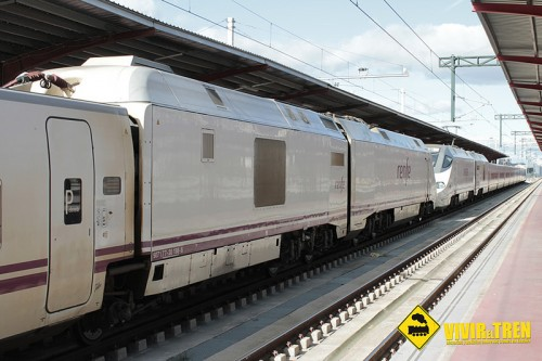 Las ciudades gallegas, incluida Ferrol, tendrán 2 conexiones diarias por sentido en trenes ALVIA con Madrid