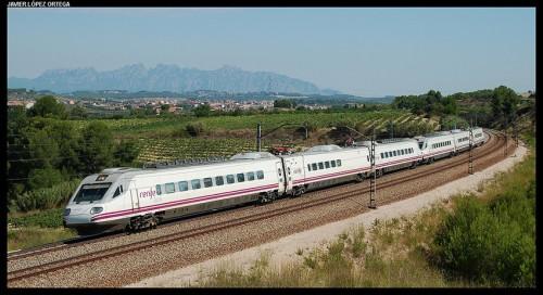 El servicio de Media Distancia Sevilla-Huelva se hará con trenes S-490, antiguos Alaris