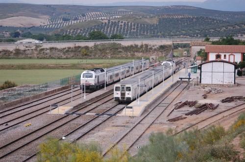Ajustes en las conexiones ferroviarias de Almeria y Granada con Sevilla, Barcelona y Madrid