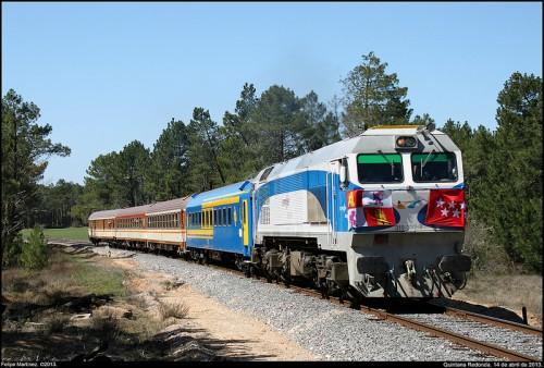 Las Asociaciones ferroviarias de Madrid y Valencia viajarán el domingo 2 de junio a Cuenca