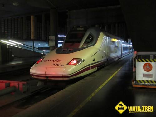 Horario de los trenes ALVIA y AVE, entre Madrid y Alicante, desde el 18 de junio