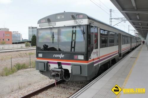 La mitad de los servicios Regionales entre Asturias y León se realizarán con trenes ALVIA y sin paradas en las estaciones del Puerto de Pajares