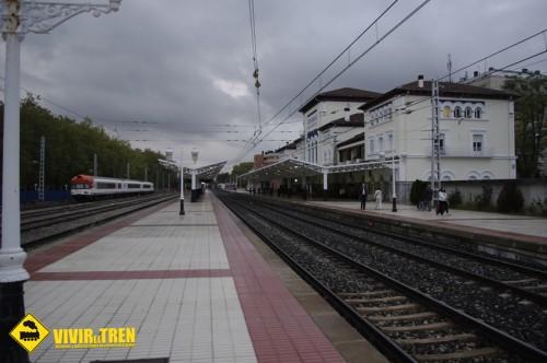 Billetes de tren a 1€ entre Vitoria y La Puebla de Arganzón para asistir al bicentenario de la Batalla de Vitoria