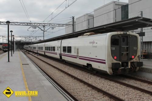 Último servicio TrenHotel entre Barcelona Sants y Gijón Sanz Crespo