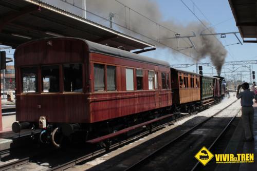 Tren historco CEHFE