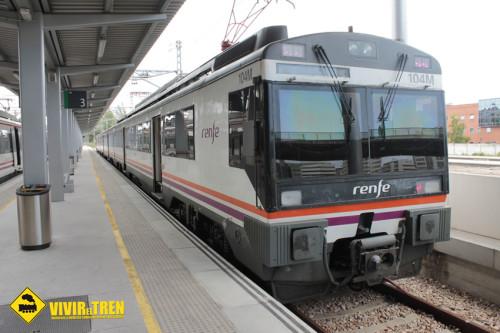 Trenes playeros Miranda de Ebro-Vitoria-San Sebastián, León-Gijón y Valladolid-Santander