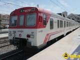 Tren Cercanias Alicante