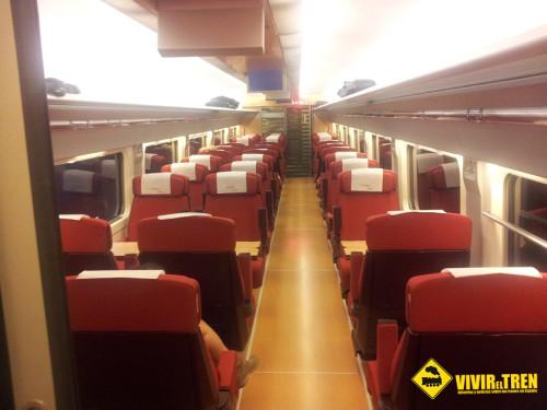 Viaje en el nuevo servicio AVE Madrid – Alicante