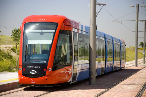Huelga Metro Ligero Oeste