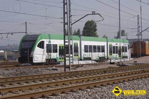 Tren Tram Metropolitano de Cádiz en Asturias