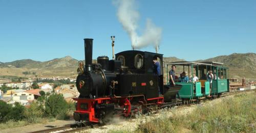 Calendario de circulaciones del Tren Minero de Utrillas