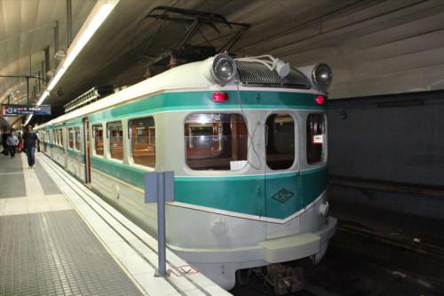 Un tren histórico circulará el 5 y 6 de octubre entre Sarriá y Reina Elisenda