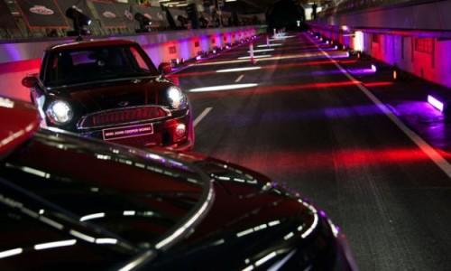 Carreras de coches por los túneles del Metro de Madrid