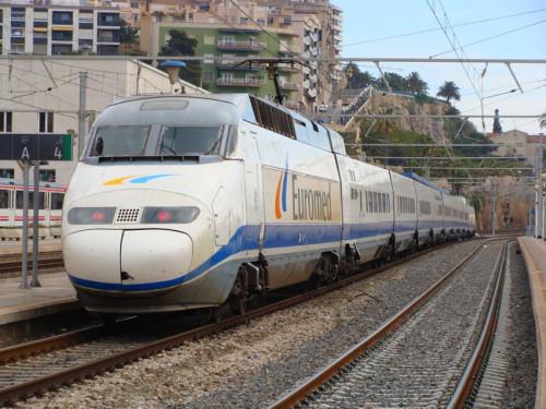 Los trenes Euromed del corredor mediterráneo comenzarán y finalizarán trayecto en Barcelona-Estaciò de França