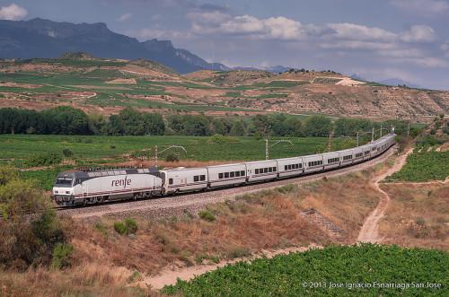 Nuevo servicio Euromed directo entre Barcelona y Valencia