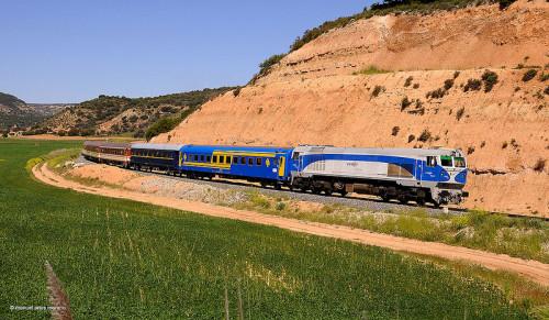 Viaje a Salamanca en el Tren de los 80 organizado por la Asociación de Amigos del Ferrocarril de Madrid