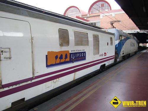 Se eliminan los TrenHotel Madrid/Barcelona – París y sufren modificaciones el Tren Estrella Costa Brava y Talgo Mare Nostrum