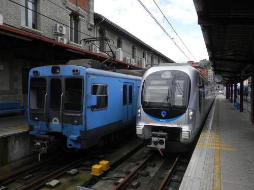 Euskotren pone en servicio nuevos trenes directos de Bilbao a Gernika y a Durango