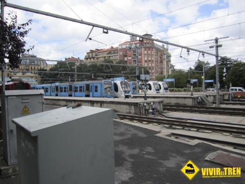Euskotren refuerza sus servicios durante carnaval