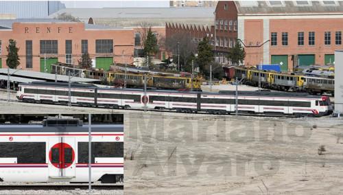Primer Cercanías 447 reformado para personas con movilidad reducida