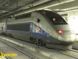Maquina TGV Sncf