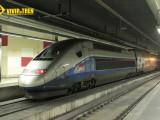 TGV Barcelona Paris