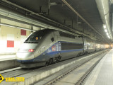 TGV Barcelona Sants