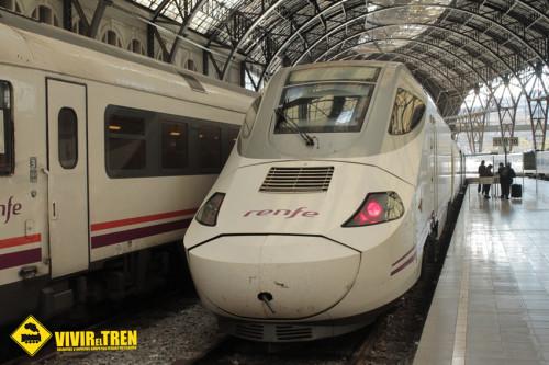 Trenes AVE, LD y MD especiales para ir a las Fallas en Valencia desde Madrid, Sevilla, Málaga y Barcelona