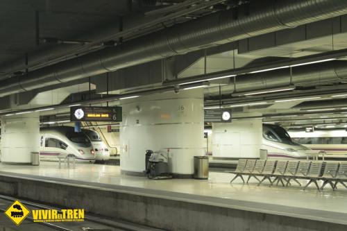 Renfe ofrece 25.000 plazas a 35€ en los AVE Barcelona -Sevilla/Málaga