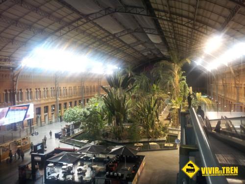Adif ofrece en alquiler estaciones y espacios ferroviarios