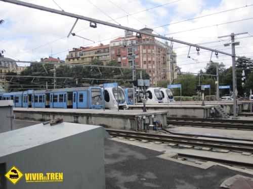 Euskotren incrementa sus tarifas un 2,23%