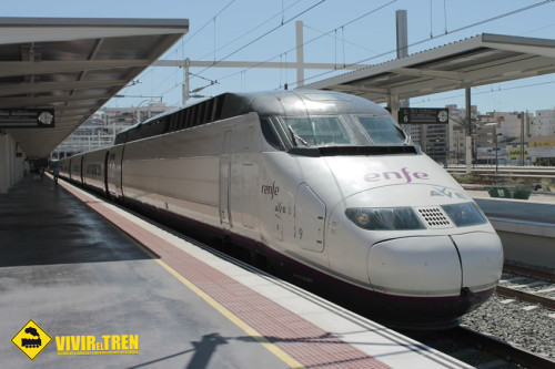 AVE TGV Madrid Marsella