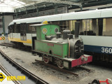 Locomotora vapor Artola