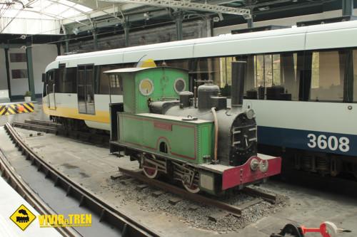 Visita a la estación de Bilbao-Concordia de Renfe Ancho Métrico
