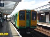 Tren Brighton Londres