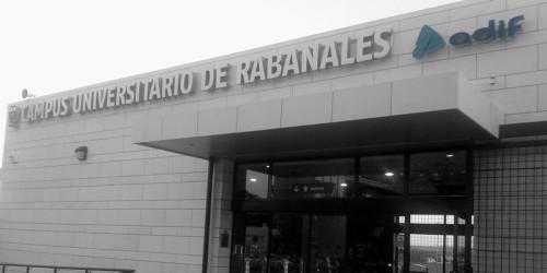 Tren Campus Rabanales Córdoba