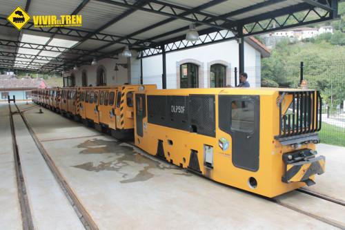 Tren Ecomuseo Minero Valle de Samuño