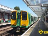 Tren Portsmouth