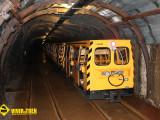 Tren Samuño mina