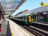 Tren Worthing Londres