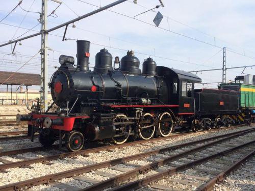"""AZAFT presentará una campaña para la restauración de la locomotora de vapor """"Baldwin I"""""""