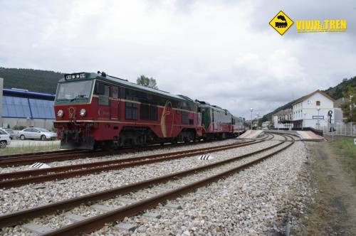 Viaje El Berrón – San Sebastián – El Berrón en el tren de lujo Expreso De La Robla