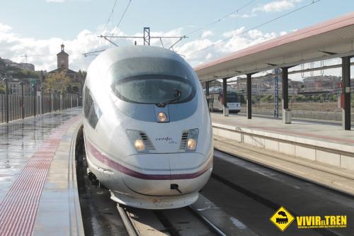 Tren AVE Lisboa
