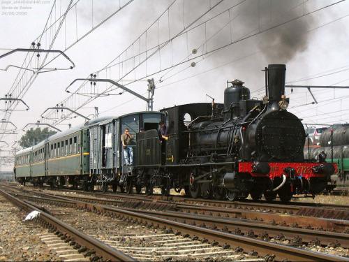 El 14 de diciembre tren histórico Madrid Chamartín – Venta de Baños