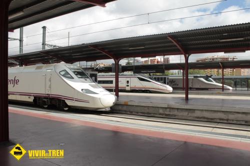 Renfe pone en navidades billetes a 5€ en los trenes AVE, Alvia y Euromed
