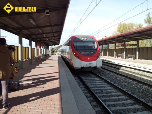 Trenes de Cercanías especiales para asistir a la Feria de Muestras y Productos Típicos en El Pedroso