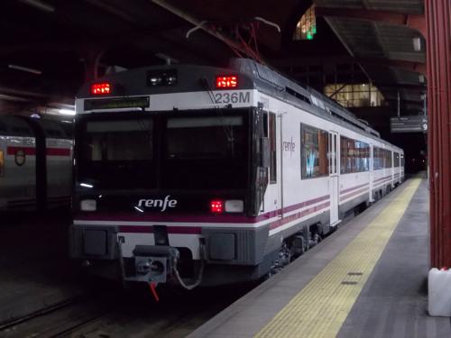 Tren Intercity 440.236