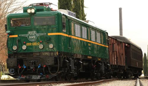 El Museo del Ferrocarril de Madrid pone en marcha el Tren de la Navidad