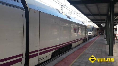Estacion tren Leon